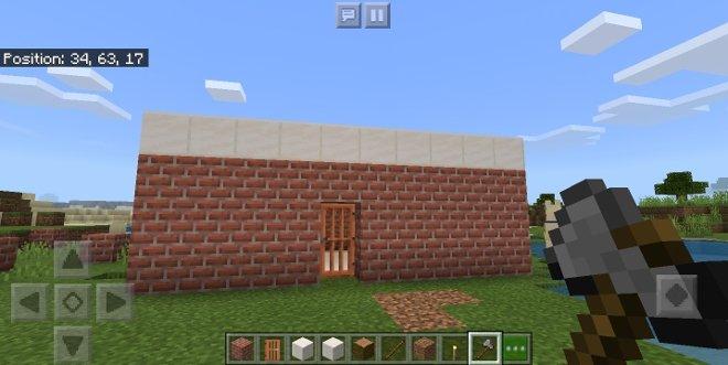 Uma casa por fora