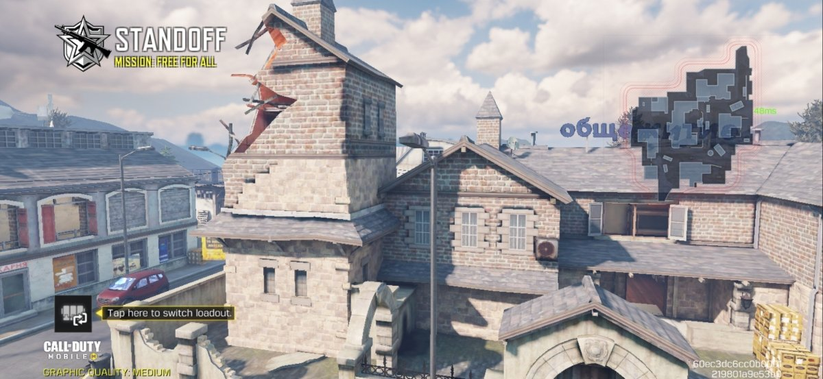 Standoff is one of the best maps for snipers