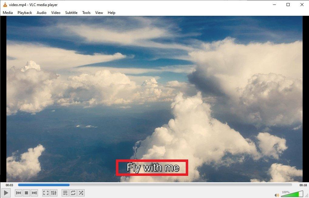 Subtitles added