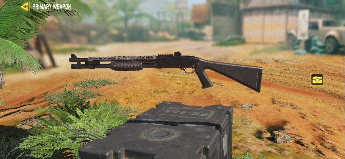 La Escopeta BY15 tiene un alcance superior pero mantiene un daño elevado