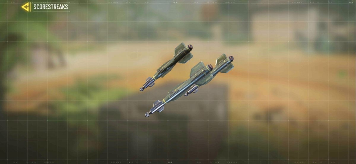 The Cluster Strike removes the rivals from any spot on the map