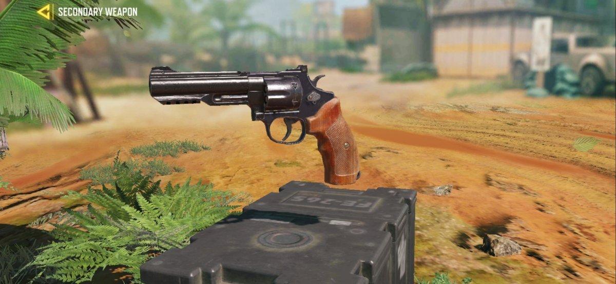 La Pistola J358 puede ser de mucha ayuda en situaciones límite