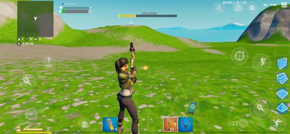 L'arc primitif à flèches puantes peut faire plus de dégâts si la flèche touche l'adversaire