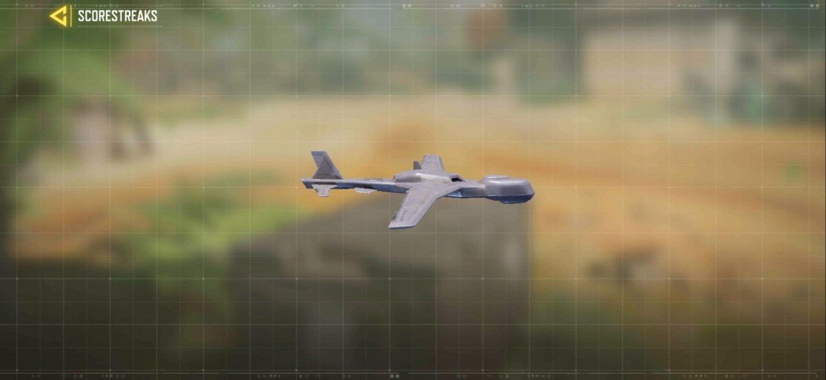The UAV detects the position of our rivals at the precise moment of being used