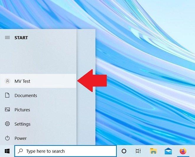 Avatar de usuario en Windows