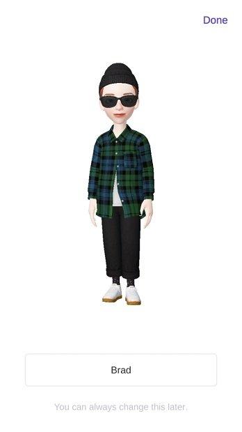 Zepeto avatar