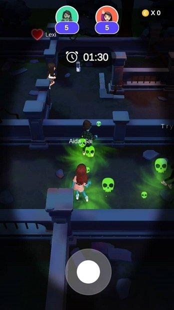 Course des Zombies