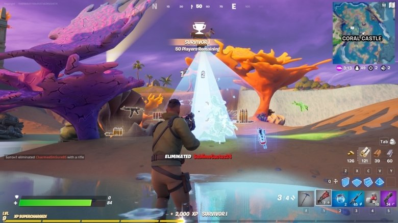The best tips, tricks and cheats for Fortnite Battle Royale for PC