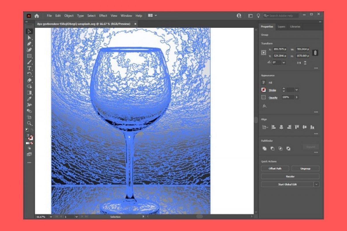Cómo vectorizar una imagen con Illustrator