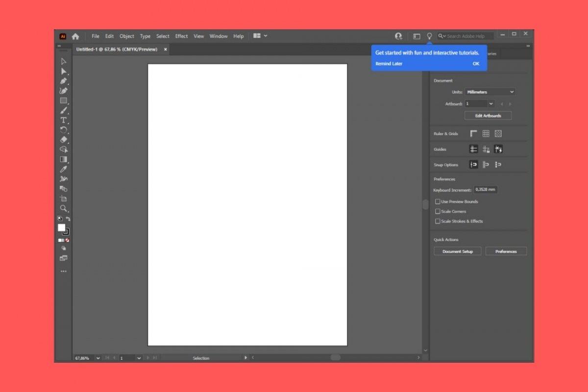 Cómo usar Adobe Illustrator