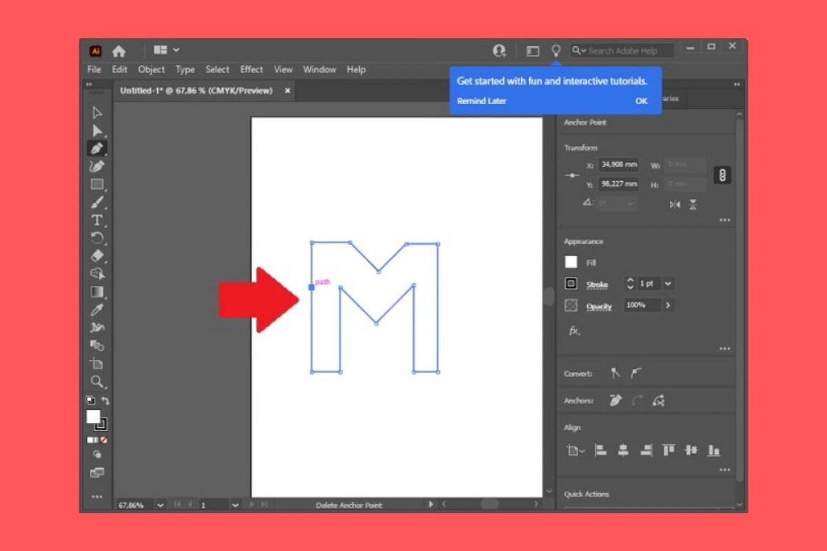 How to use the Pen tool in Adobe Illustrator