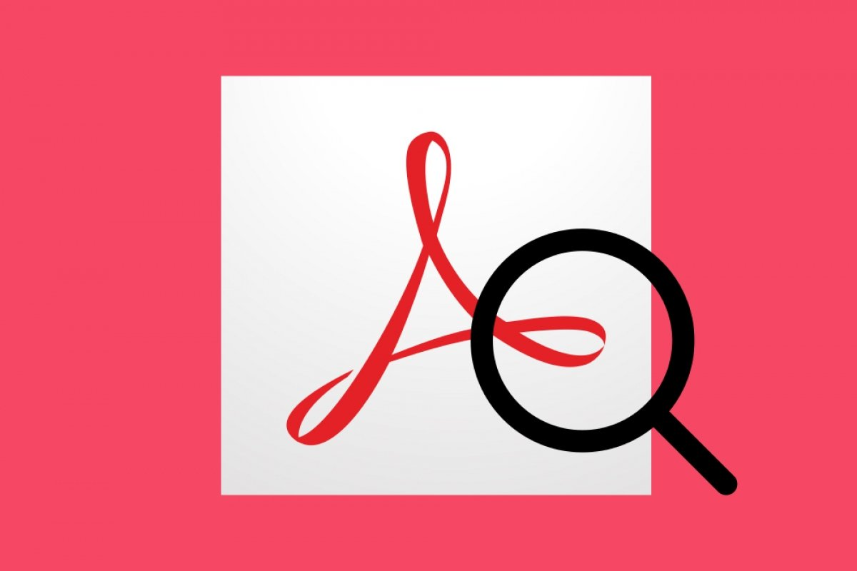 How to search inside a PDF with Adobe Acrobat Reader