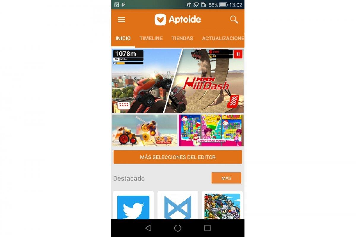 What is Aptoide App Store