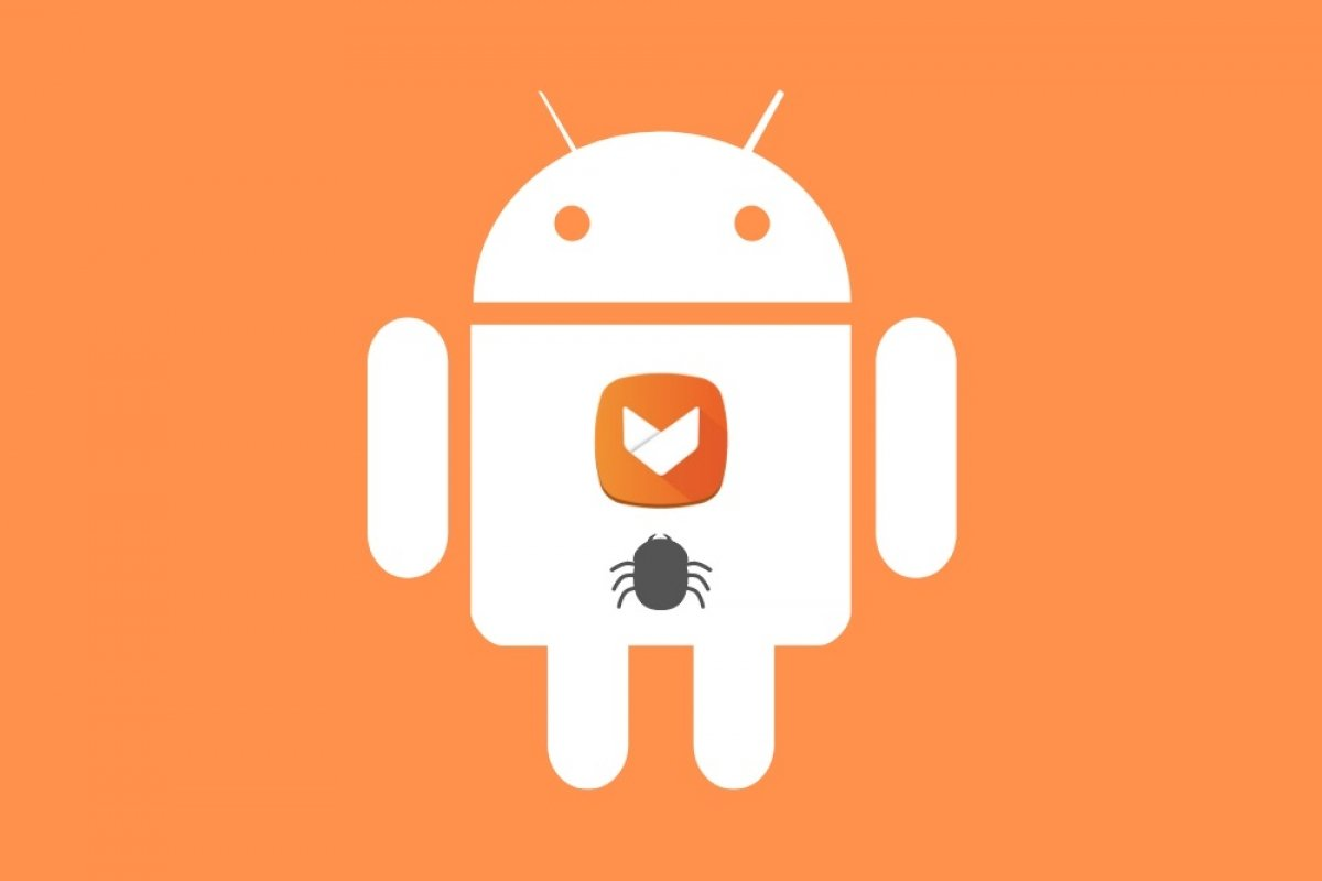 ¿Es Aptoide malware?