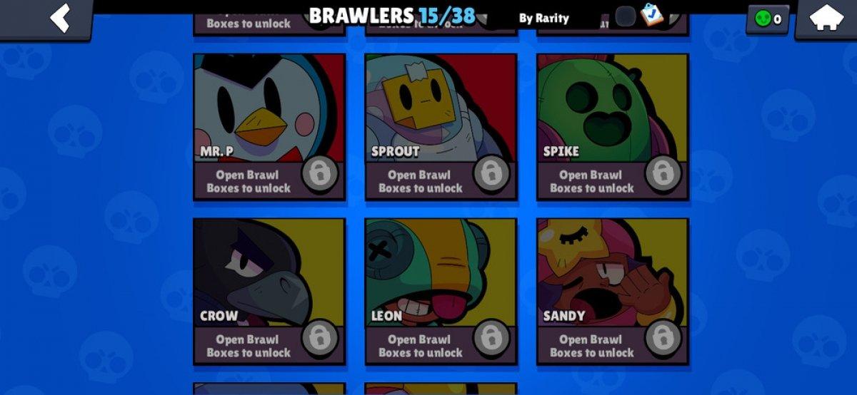 Cómo conseguir brawlers legendarios en Brawl Stars