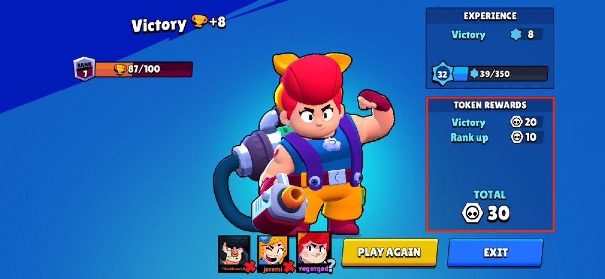 How to win Tokens and Gems quickly in Brawl Stars