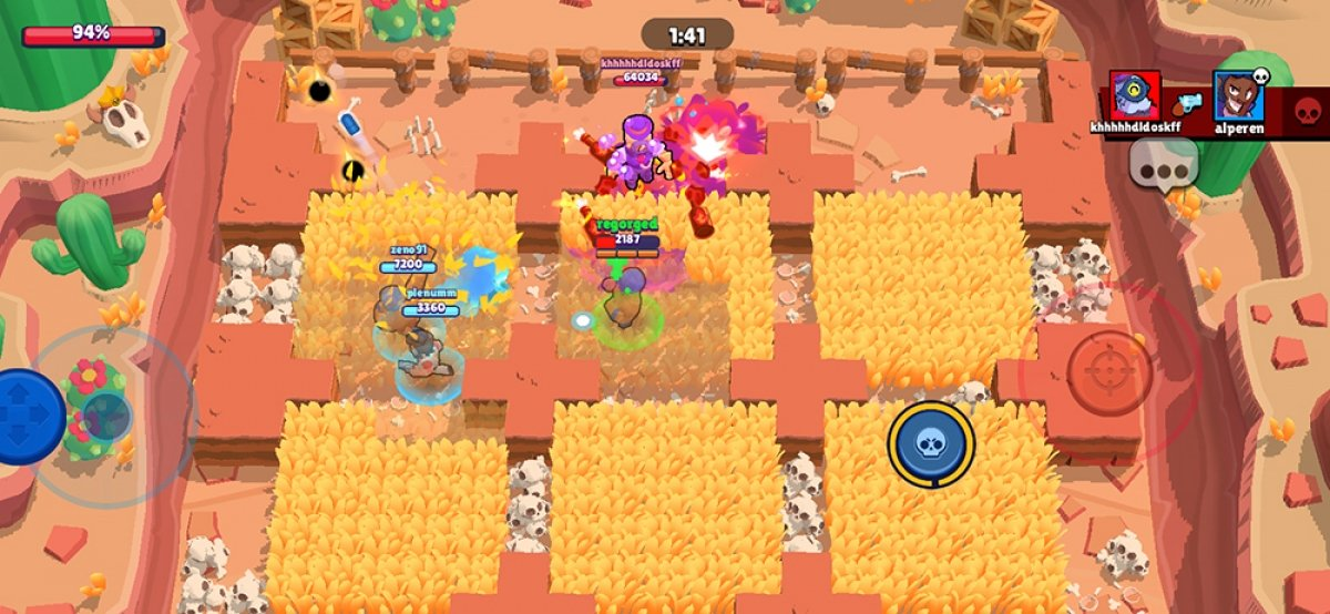 What is the Big Game Hunting Party mode in Brawl Stars and how to win it