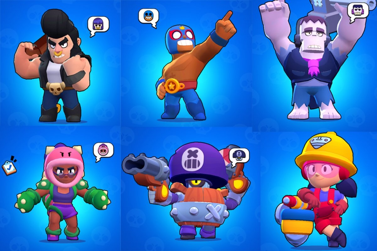 Who is the best tank in Brawl Stars: Bull, El Primo, Frank or Darryl