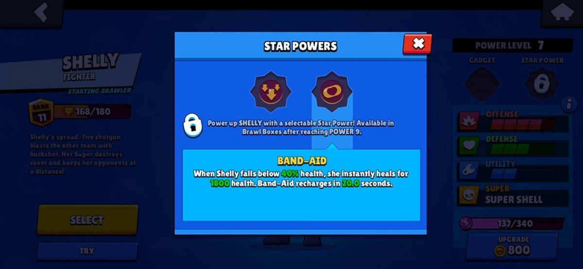 Which are the best star powers in Brawl Stars