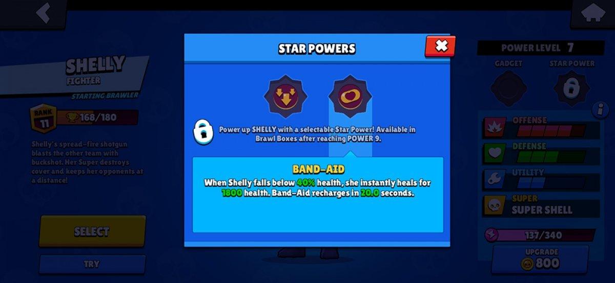 Cuáles son las mejores habilidades estelares de Brawl Stars