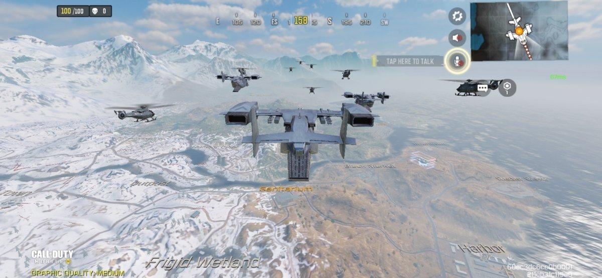 Cómo desbloquear el modo Battle Royale en COD Mobile