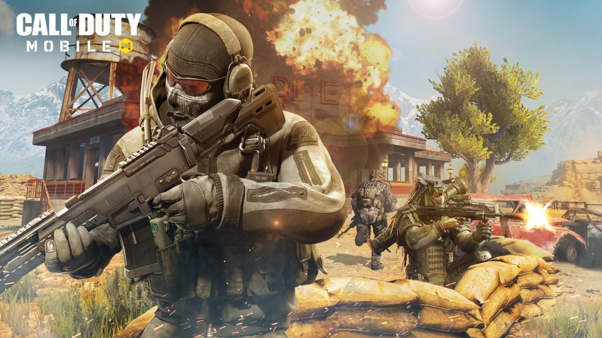 Best Call of Duty Mobile classes and their weapons