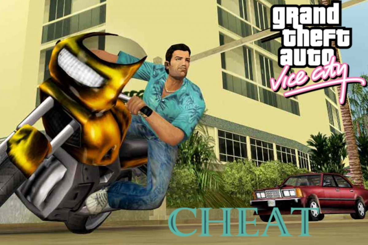 How to cheat GTA Vice City Android