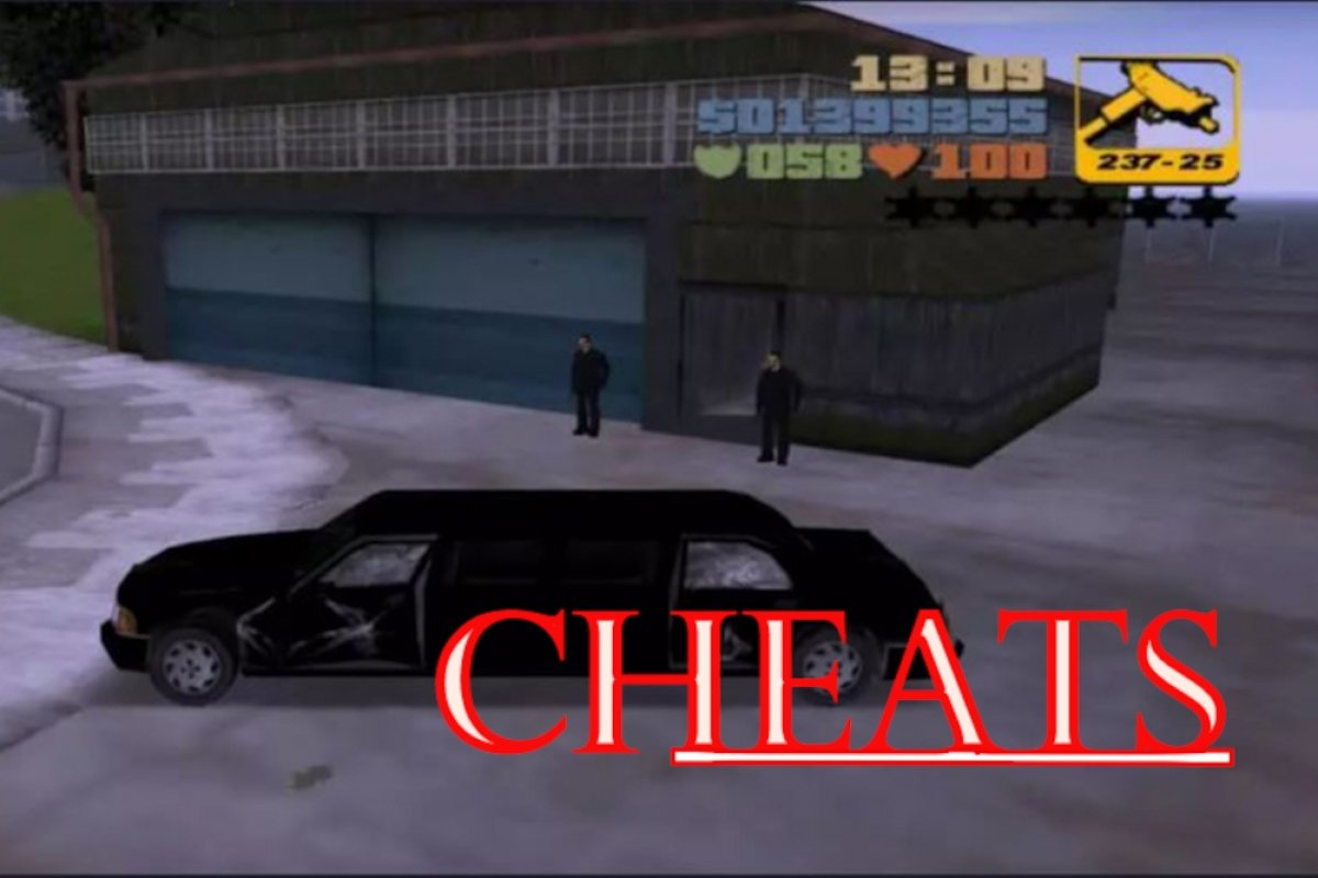 How to cheat GTA 3 Android