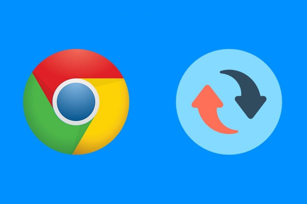 Comment actualiser Chrome sur Android
