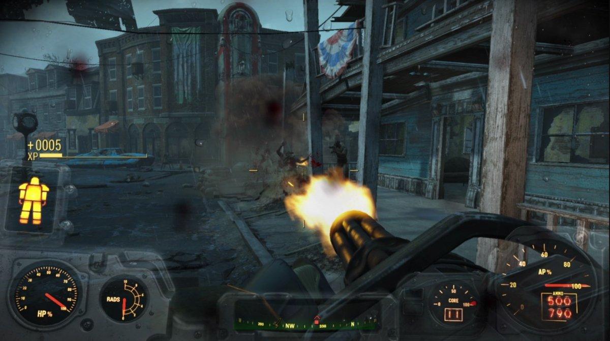 Qué es y de qué trata Fallout 4