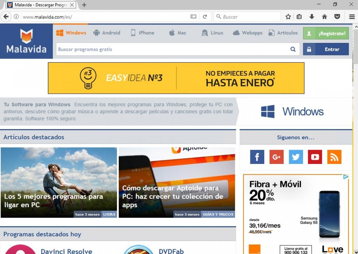 Qué es Mozilla Firefox