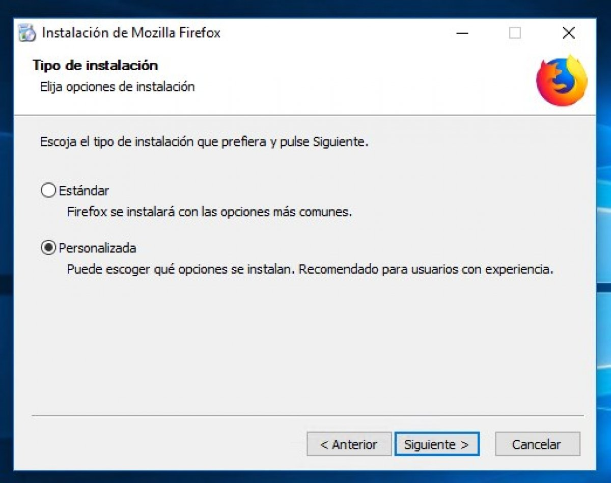 How to install Firefox Quantum on Windows