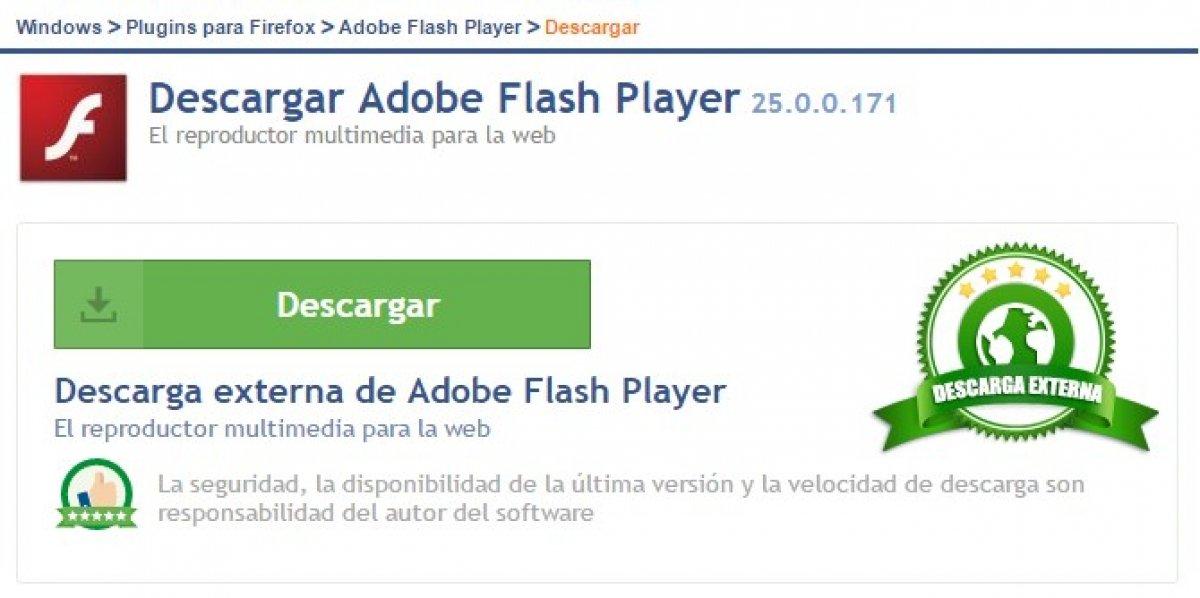 Cómo descargar Adobe Flash Player Gratis