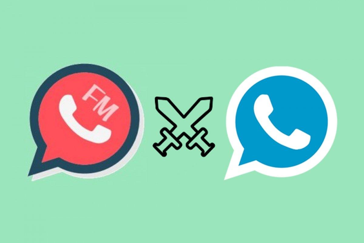FMWhatsApp ou WhatsApp Plus : différences et comparaison