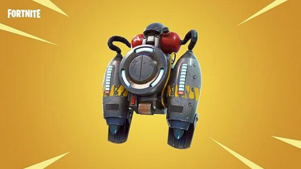 How to get a jetpack in Fortnite