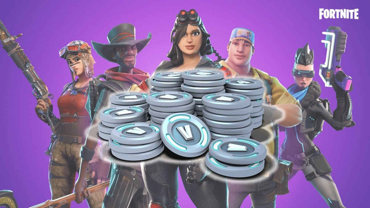 How to sell Fortnite skins for V-Bucks
