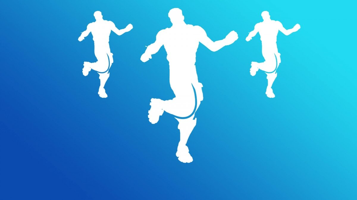 What are emotes in Fortnite