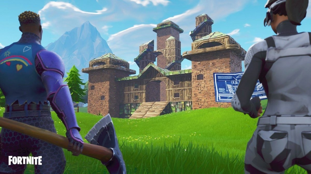 What is the Playground mode in Fortnite