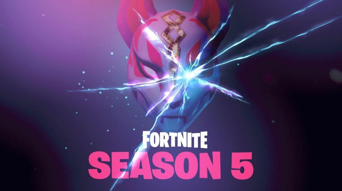 Nouveautés de la Saison 5 de Fortnite