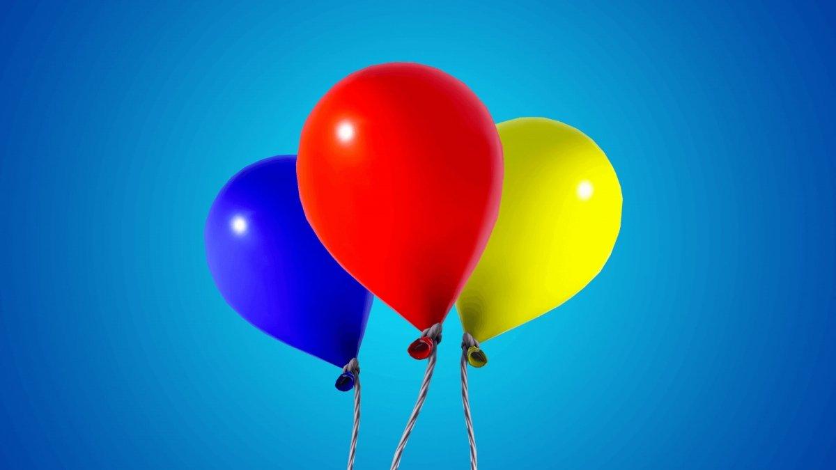 Qué son los globos en Fortnite y para qué sirven