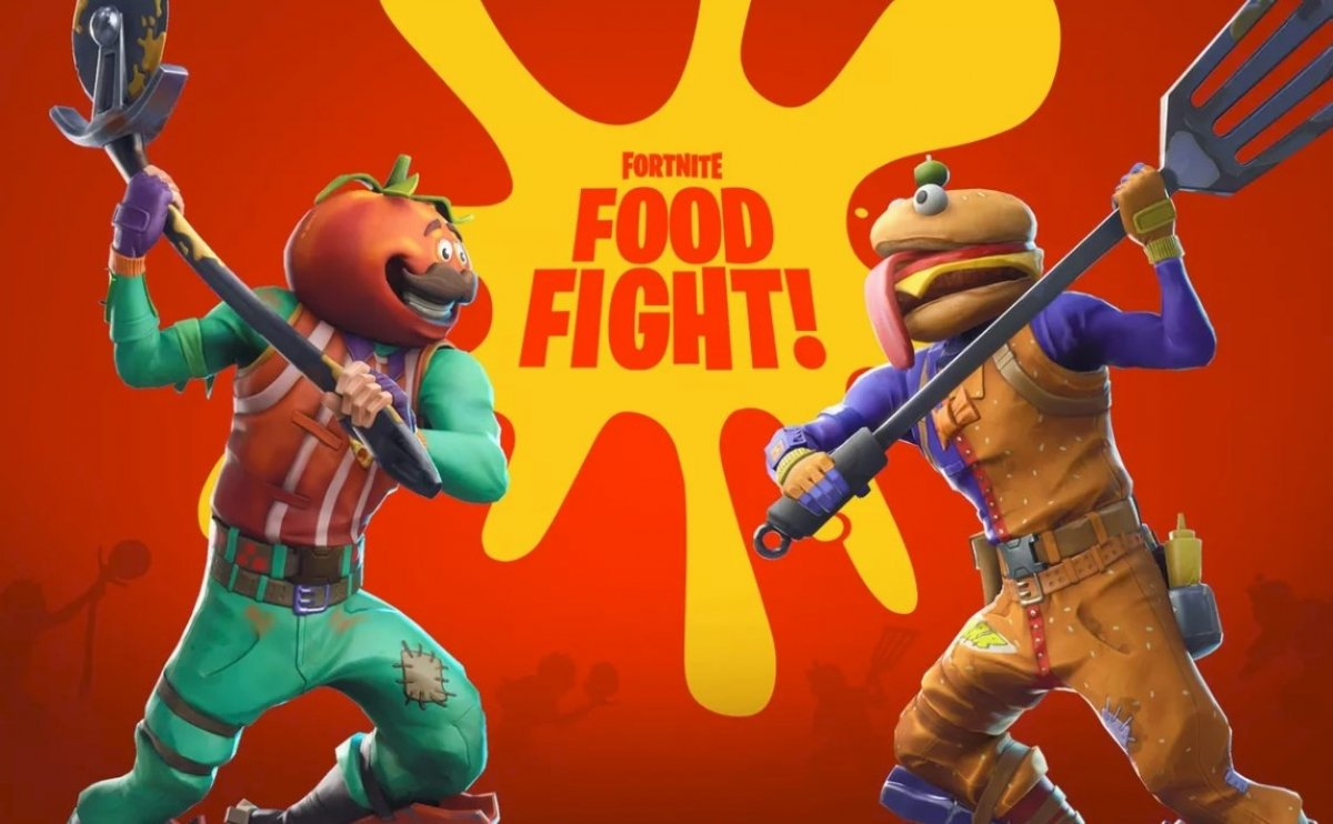 What is Fortnite's Food Fight
