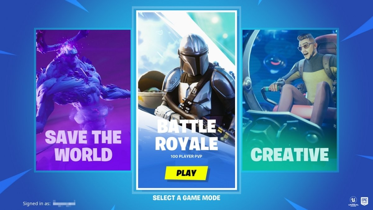Cómo instalar Fortnite para PC
