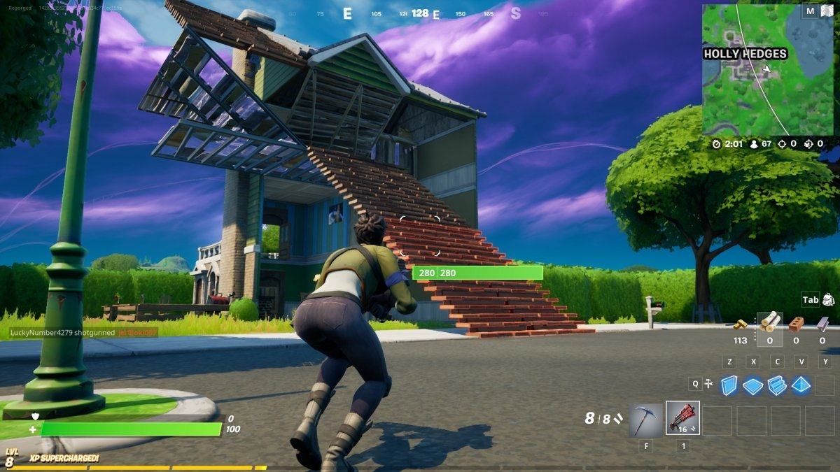 Requisitos de sistema de Fortnite para PC