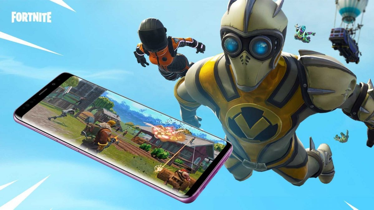 Comment fonctionne Fortnite pour Android