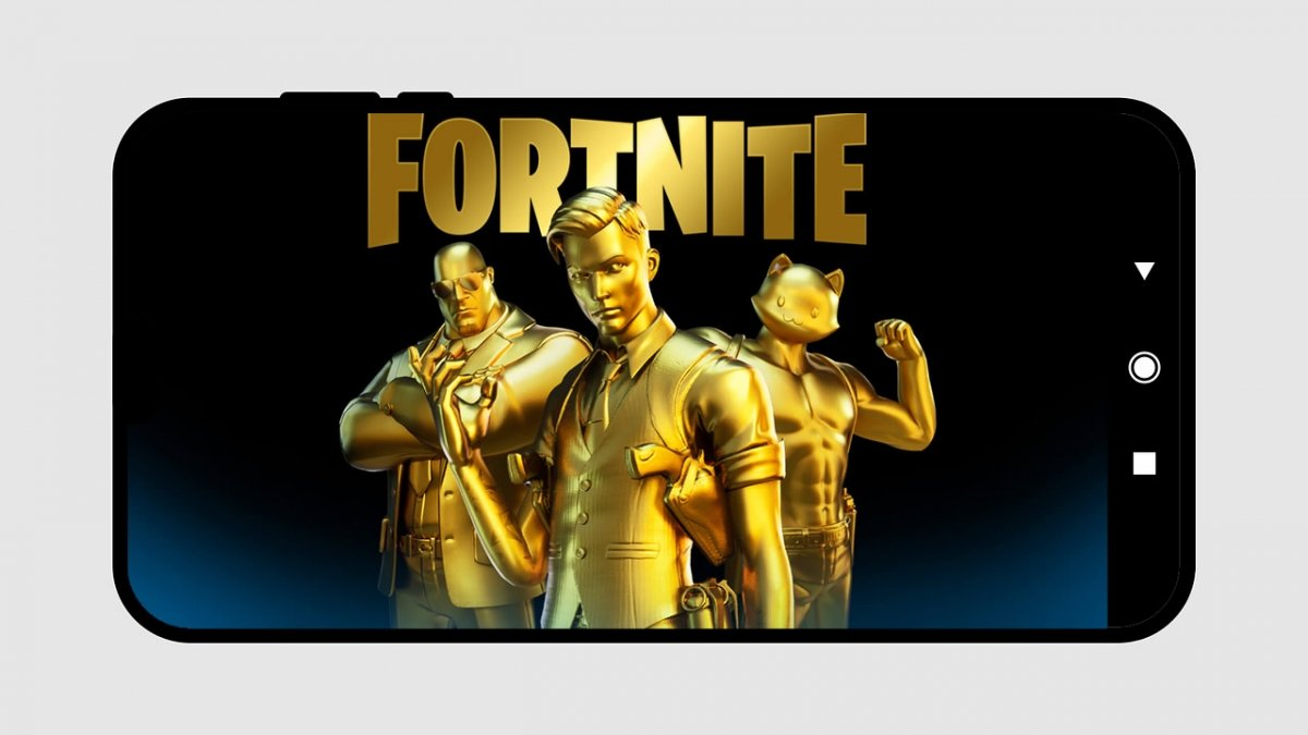 Comment jouer fortnite android