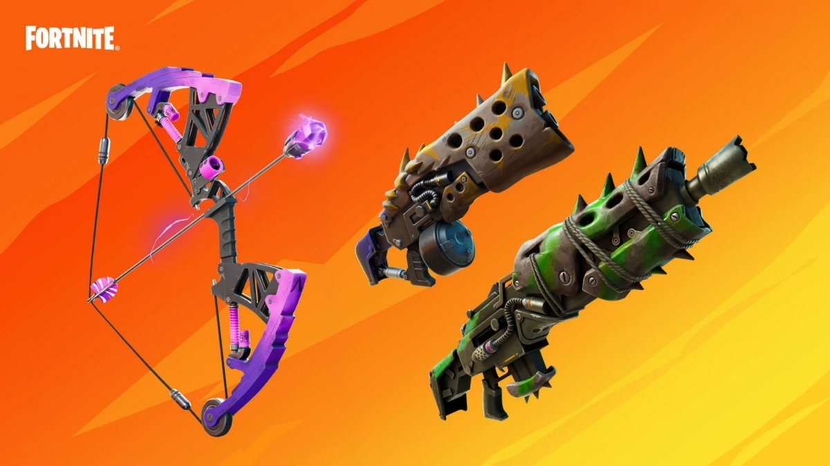 Which are the best weapons in Fortnite