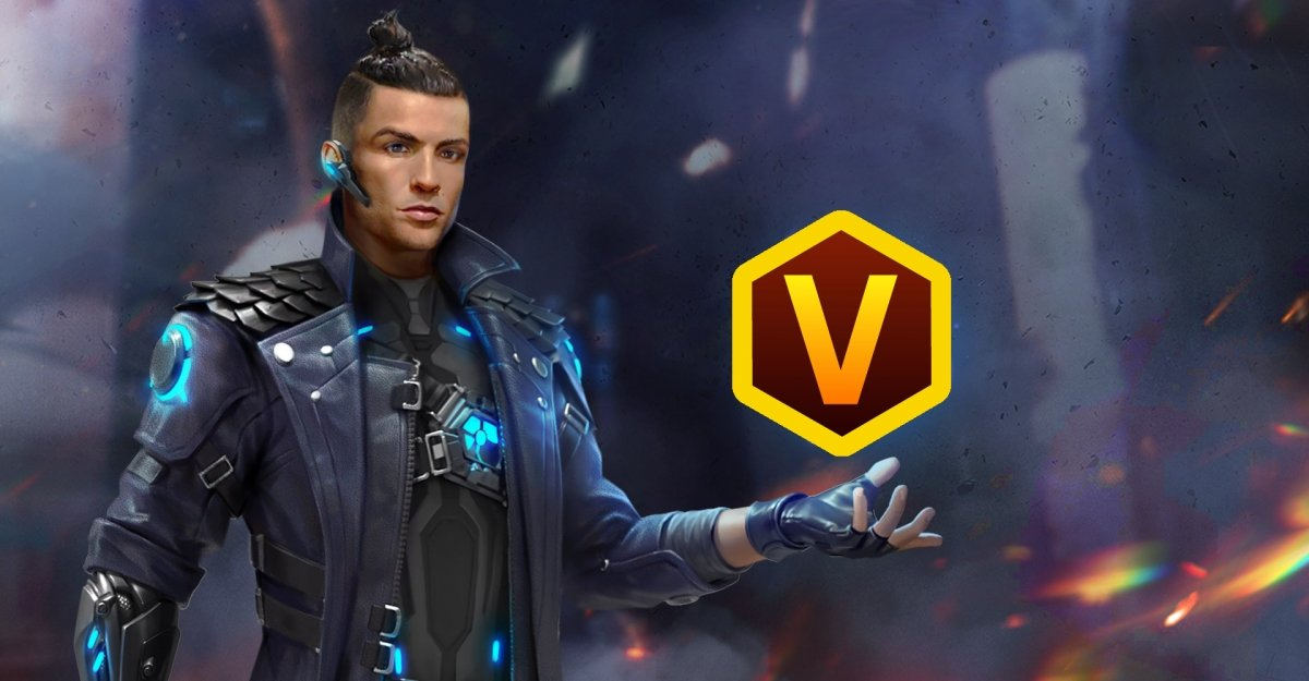 How to get the V for Verified in Free Fire