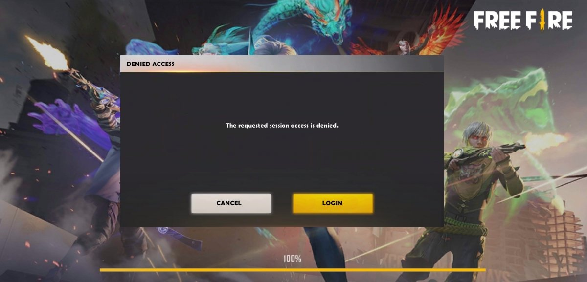 How to recover a Free Fire account