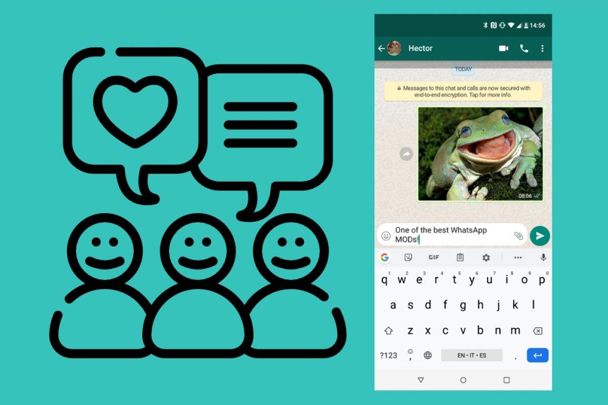 Opiniones sobre GBWhatsApp: ventajas e inconvenientes