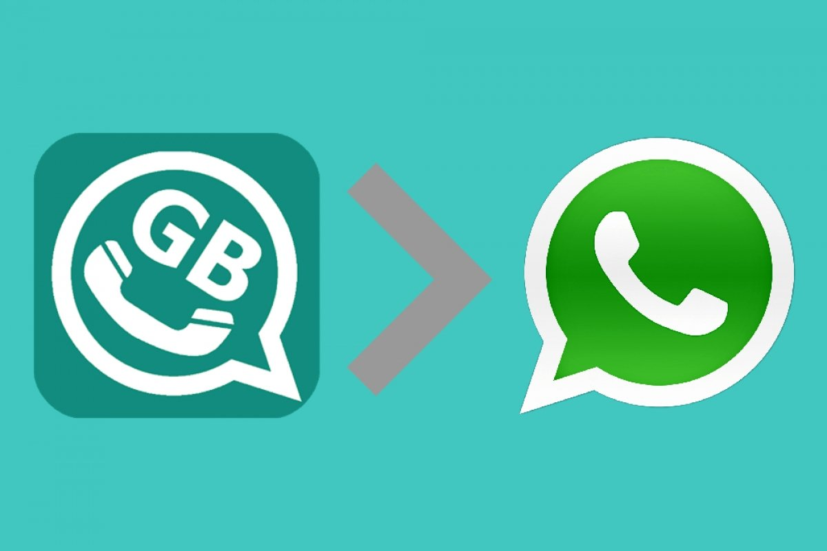How to switch from GBWhatsApp to WhatsApp